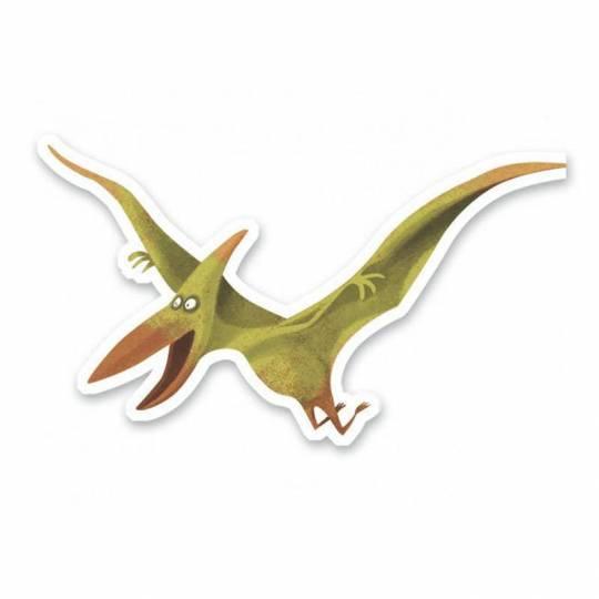 160 Stickers Dinosaures Djeco - 3
