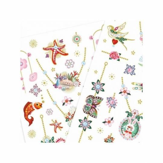 Tatoos - Les bijoux de Fiona Djeco - 2