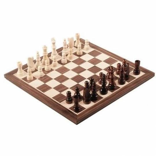 Jeux d'échecs 30 cm Loisirs Nouveaux - 1