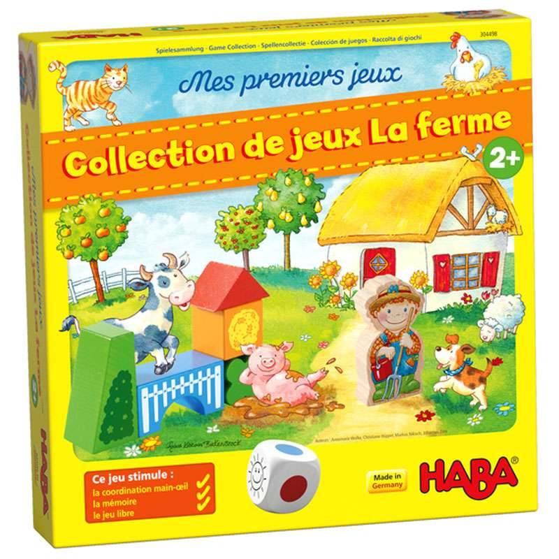Haba Animal à Animal Empilage /& dextérité Jeu Enfants coordination Oeil-Main