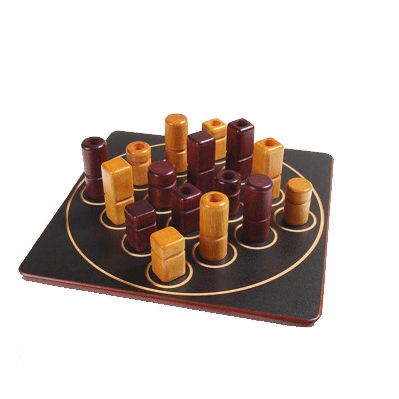 quarto g ant jeu de soci t surdimensionn gigamic. Black Bedroom Furniture Sets. Home Design Ideas