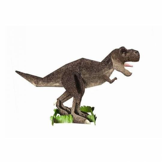 Le Tyrannosaure 3D - L'ère des dinosaures Sassi - 3