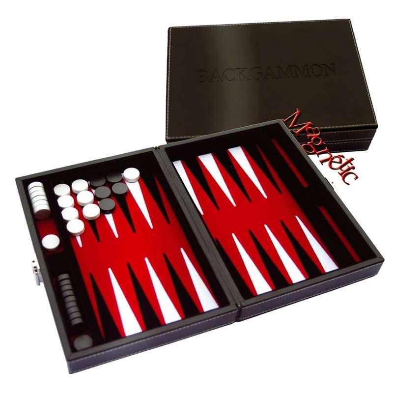 Backgammon magnétique 23 cm