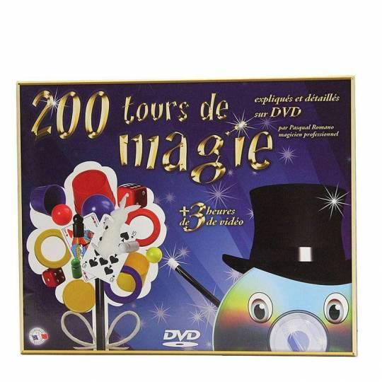 200 Tours de Magie + DVD 3 heures Ferriot Cric - 1