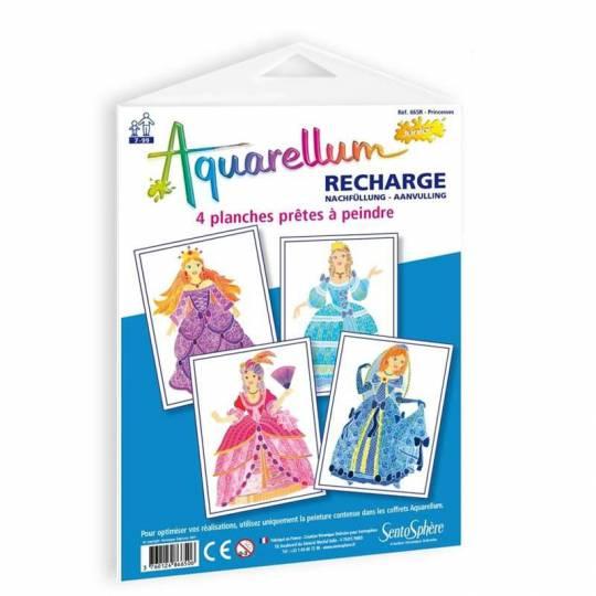 Recharge Aquarellum Junior Princesses SentoSphère - 1
