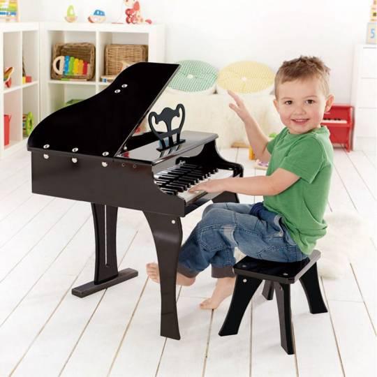 Piano à queue noir Hape - 2