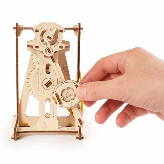 Métronome STEM UGEARS - Puzzle 3D Mécanique en bois