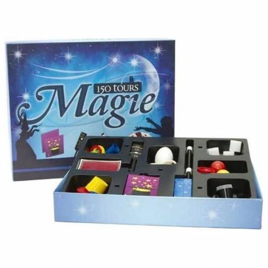 Coffret Magie 150 Tours