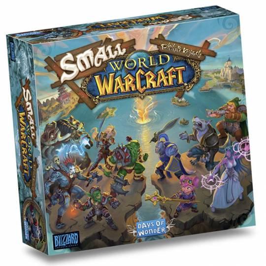Small World : World of Warcraft Days of Wonder - 1