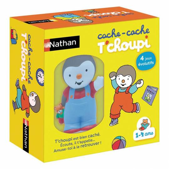 Cache Cache T'choupi - Nathan Nathan - 1