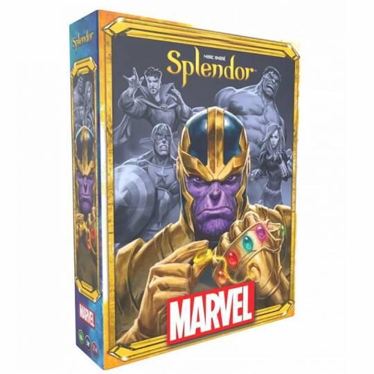 Splendor Marvel Space Cowboys - 1