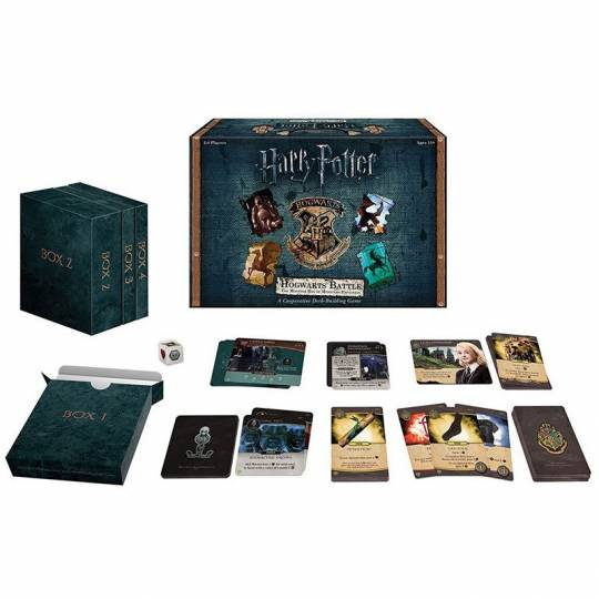 Extension The Monster Box of Monsters Expansion - Harry Potter Hogwarts Battle