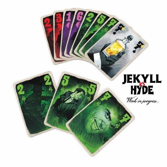 Jekyll VS Hyde Mandoo Games - 2