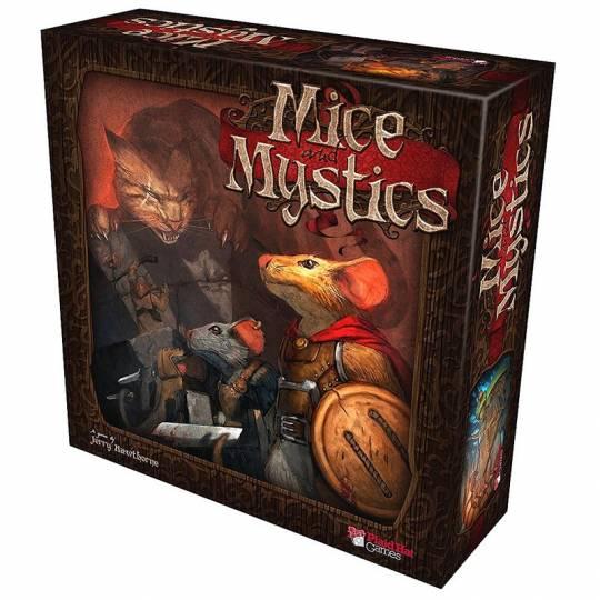 Mice and Mystics Plaid Hat Games - 1
