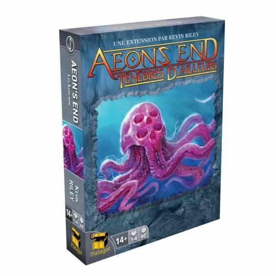 Aeon's End - Extension 4 : Ténèbres D'ailleurs Editions du Matagot - 1