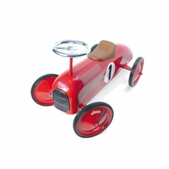 Porteur voiture vintage rouge - Vilac Vilac - 3