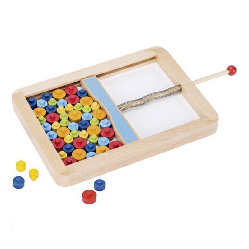 le mikado des pions goki bcd boutique de jeux et jouets en bois. Black Bedroom Furniture Sets. Home Design Ideas