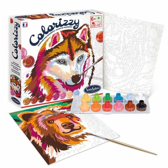 Colorizzy - Animaux de la forêt SentoSphère - 2