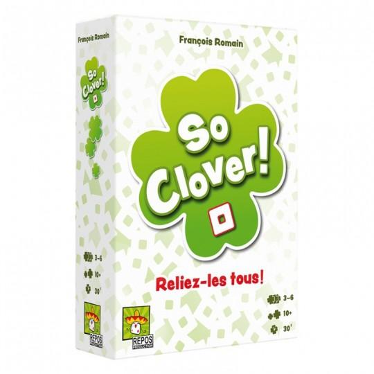 So Clover! Repos Production - 1