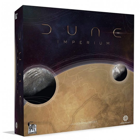 Dune : Imperium Lucky Duck Games - 1
