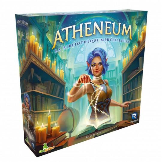 Atheneum Renegade Game Studio - 1