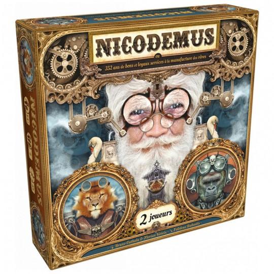 Nicodemus Bombyx - 1
