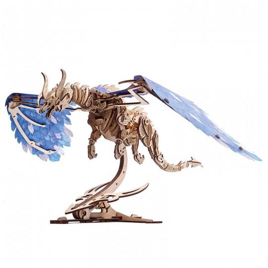 Dragon Tempête Ugears - Puzzle 3D en bois UGEARS - 1