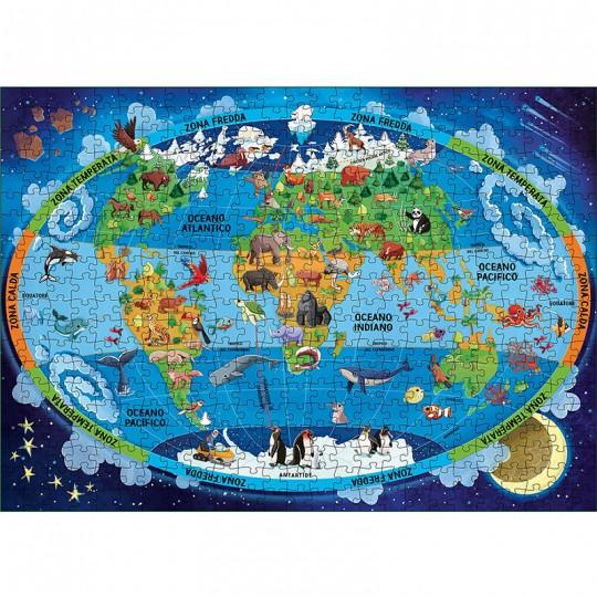 Le Coffret Méga Atlas de La Terre Sassi - 2