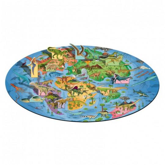 Voyage, découvre, explore - Le monde des dinosaures Sassi - 3