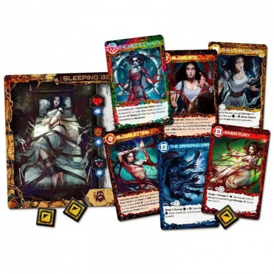 Twisted Fables + PACK 1 (4 figurines offertes) Diemension Games - 3