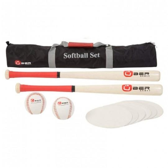 Softball Set Uber Games - 1