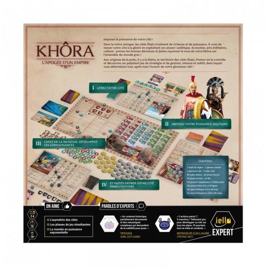 Khôra - L'apogée d'un empire iello - 3