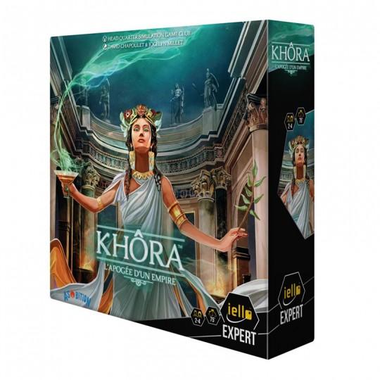 Khôra - L'apogée d'un empire iello - 1