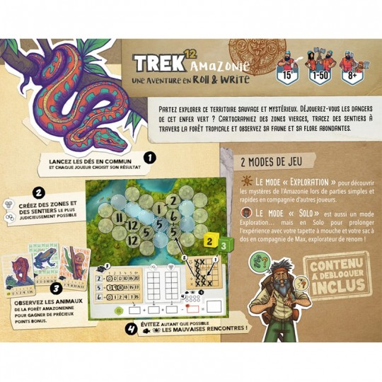 Trek 12 Amazonie Lumberjacks-Studio - 2