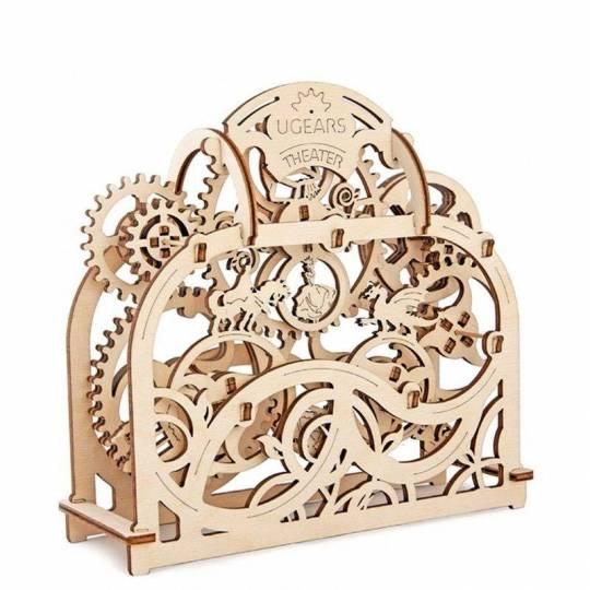 Théâtre UGEARS - Puzzle 3D Mécanique en bois UGEARS - 1