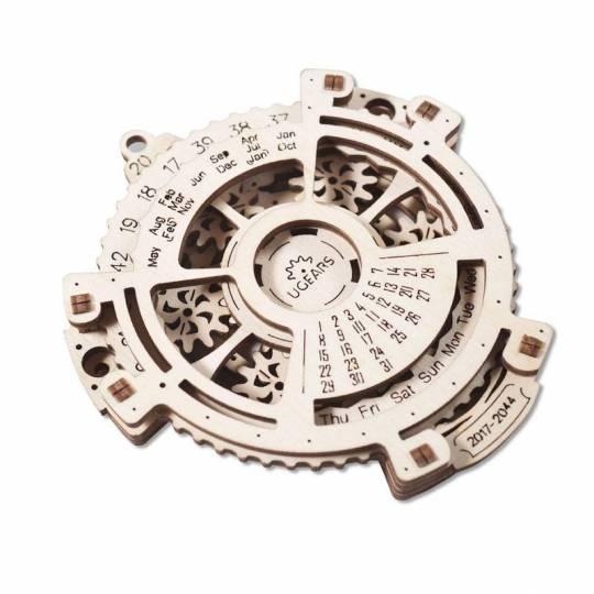 Méca-Calendrier - Puzzle 3D Mécanique en bois UGEARS - 1