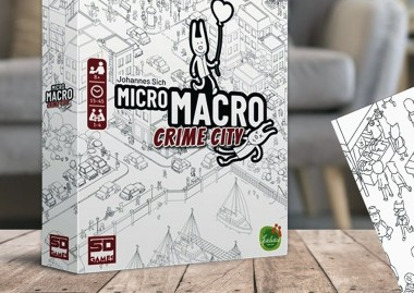 Retour à MicroMacro Crime City !