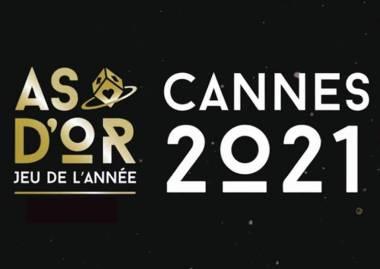 L'As d'Or Jeu de l'Année 2021