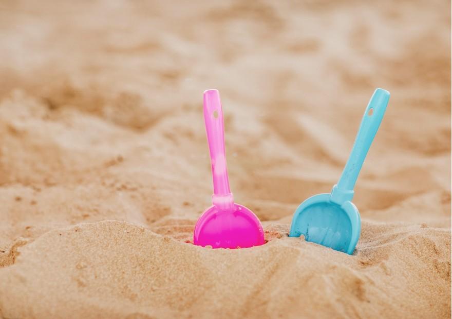 Les meilleures activités pour enfant sur la plage