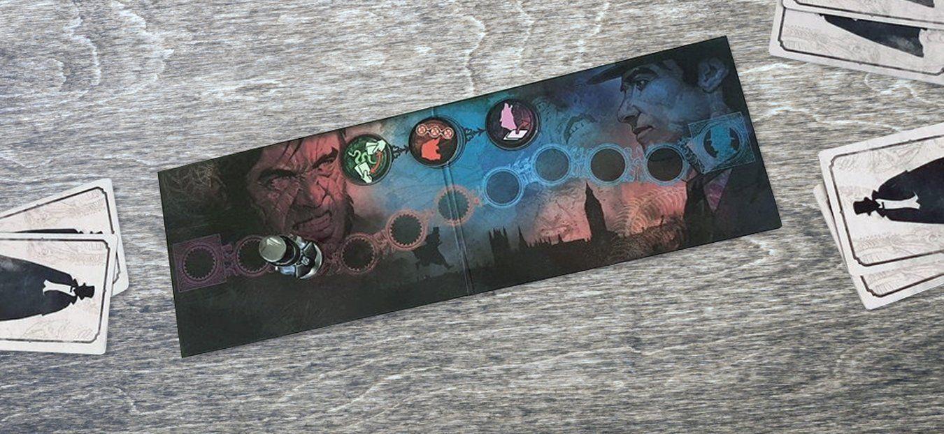 Présentation complète du jeu de société Jekyll VS Hyde sur BCD jeux