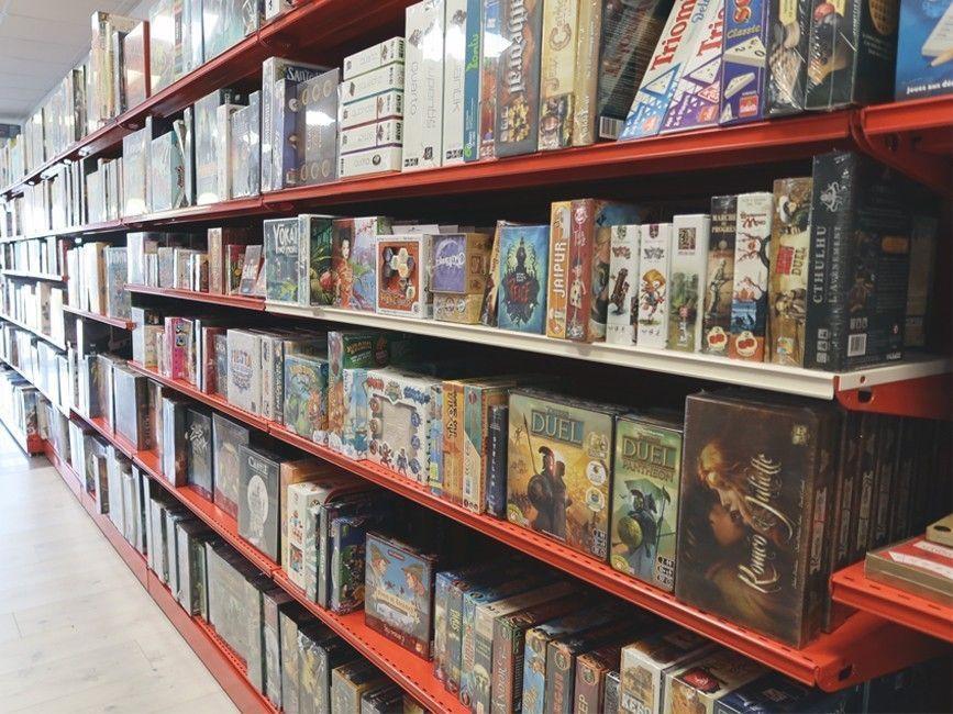 Boutique de jeux éducatifs et de puzzles à Castelnaudary