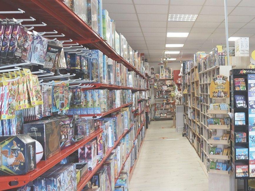 Boutique de jeux et de jouets à Castelnaudary