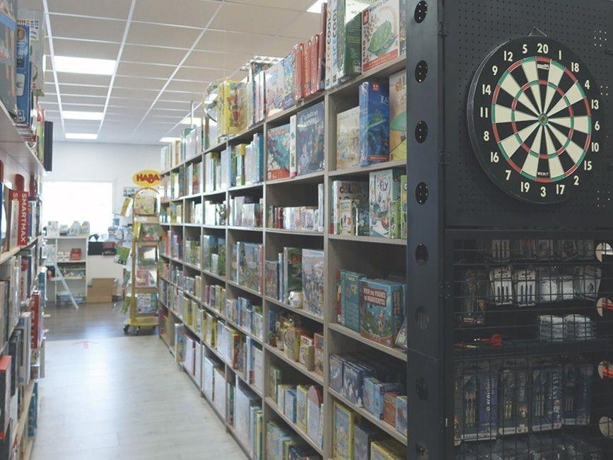 Boutique de jeux extérieurs et intérieurs à Castelnaudary