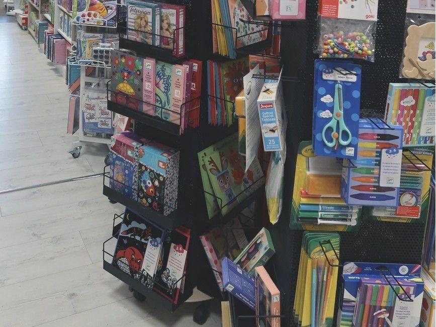 Boutique de jouets et de loisirs créatifs à Castelnaudary
