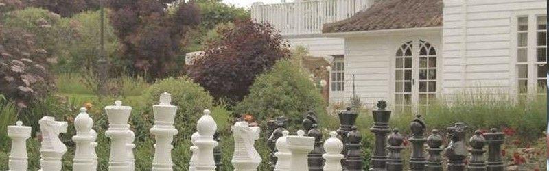 Aménager des espaces verts en extérieur avec des jeux ludiques et Hauts de gamme
