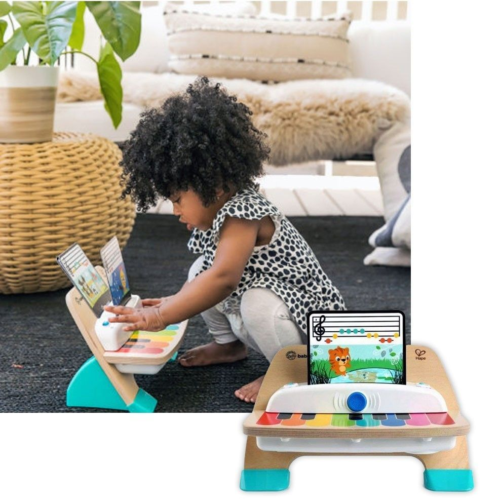Piano en bois Magic touch Baby Einstein (8)