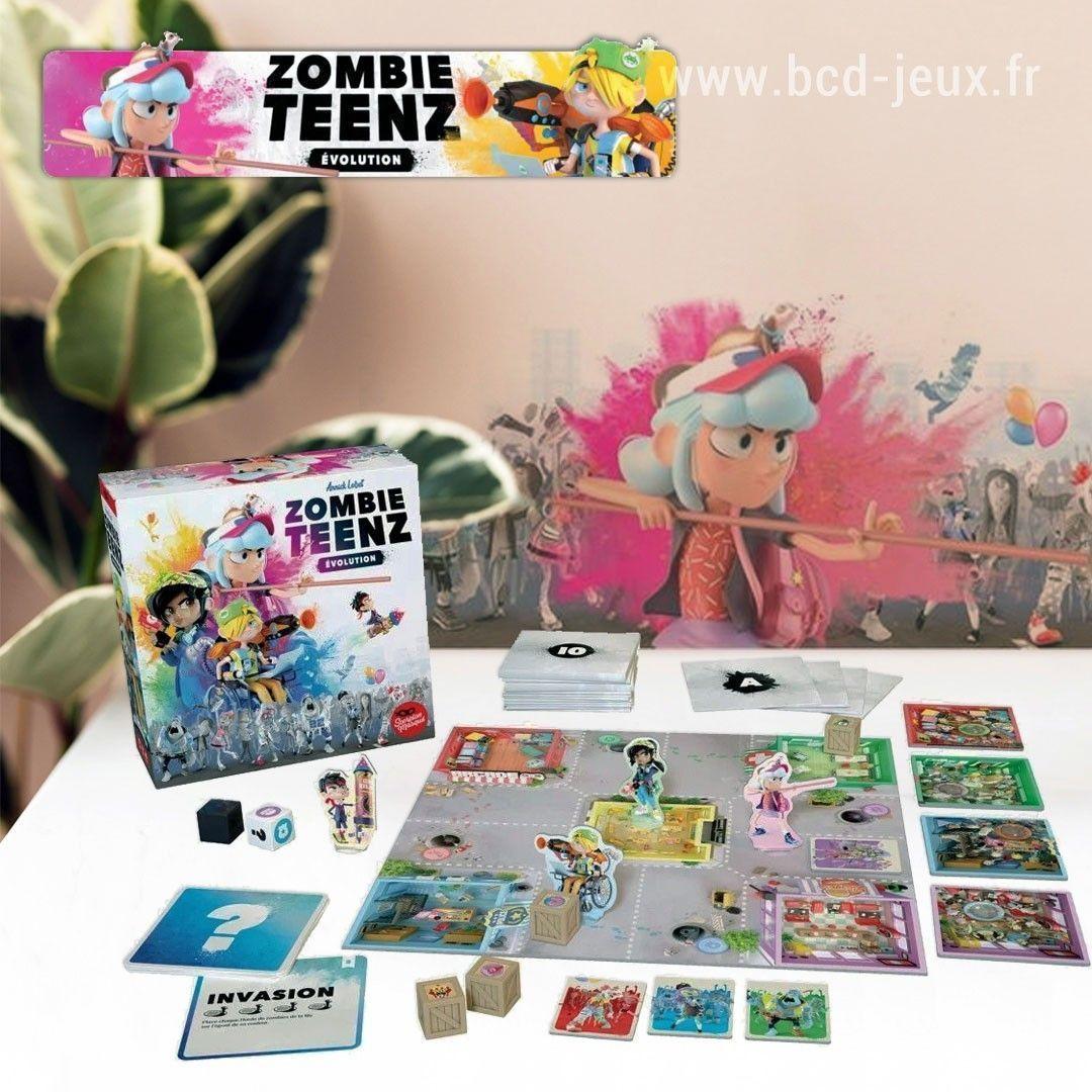 Jeu de société Zombie Teenz Evolution