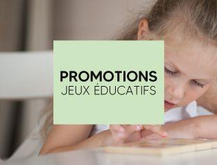 Promotion jeux éducatifs