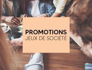 Promotions jeux de société en édition française