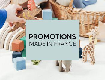 Promotions de jeux et de jouets fabriqués en france